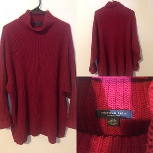 American Eagle Oversized Sweater XS/S